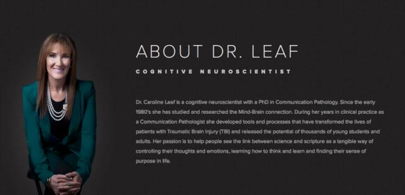 Leaf Cognitive Neuroscientist